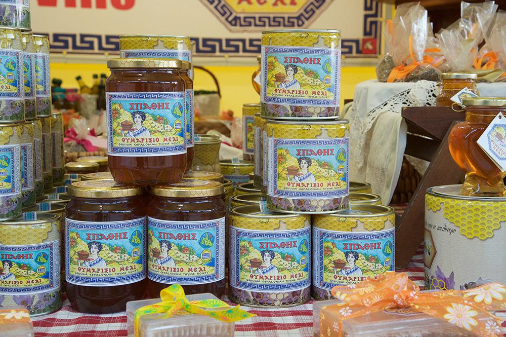 Kefalonia Honey
